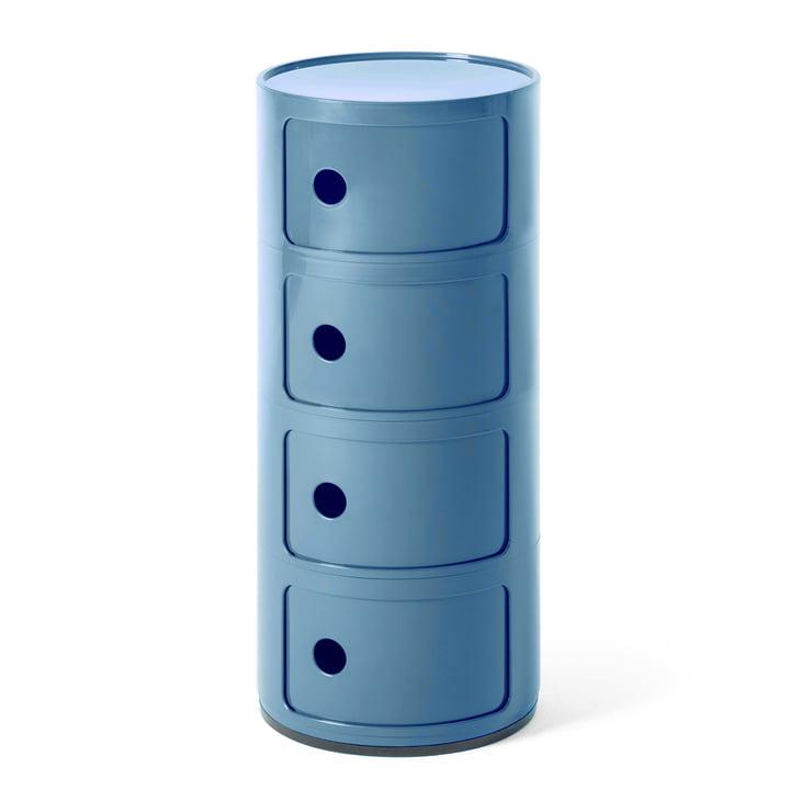 Componibili 4985 von Kartell in blau