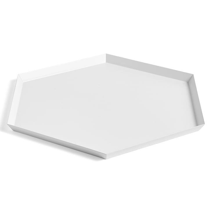 Kaleido XL von Hay in Weiß