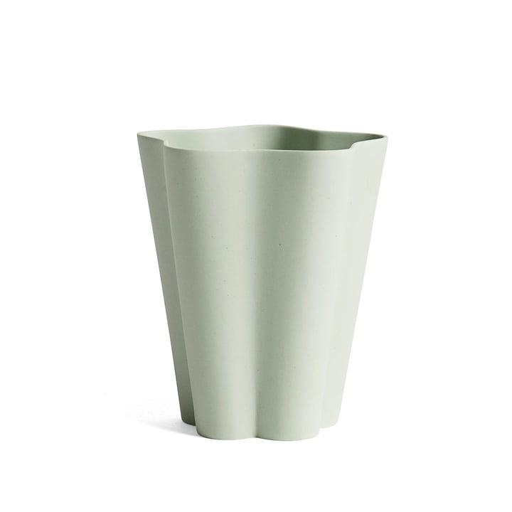 Hay - Iris Vase small in grün