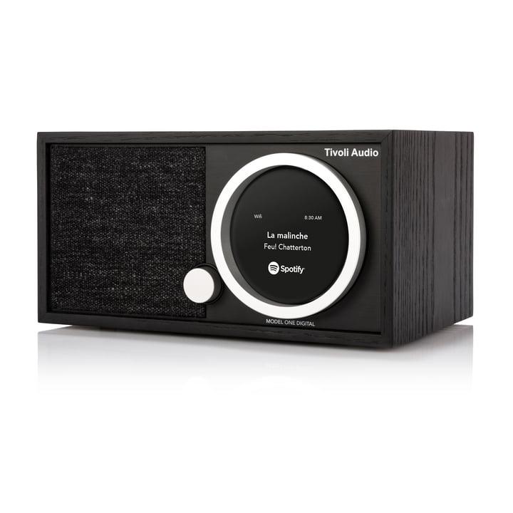 Tivoli Audio - ART Model One Digital, schwarz / schwarz
