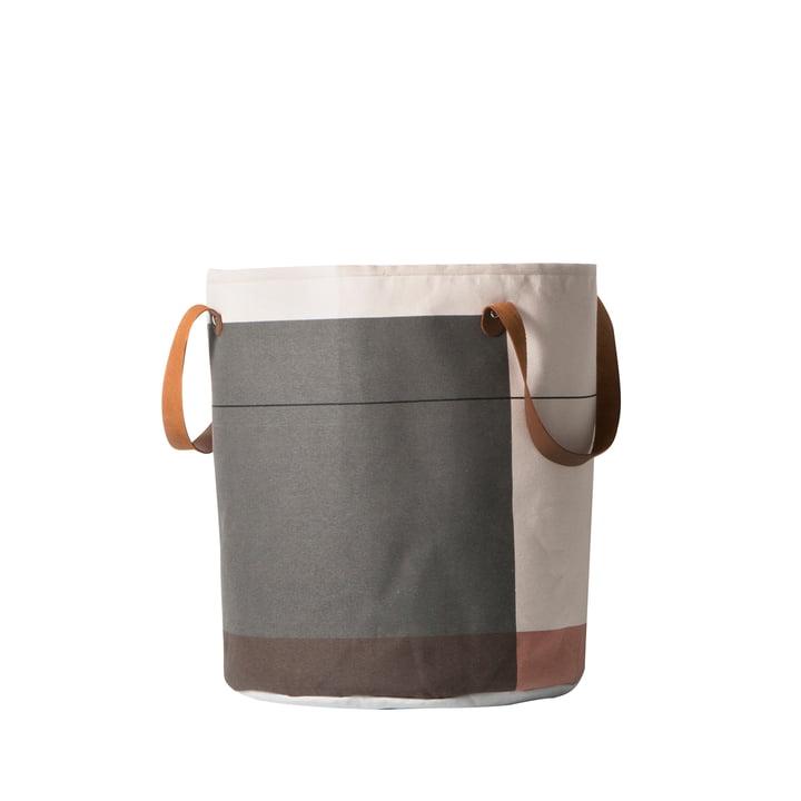 ferm Living - Colour Block Basket, medium