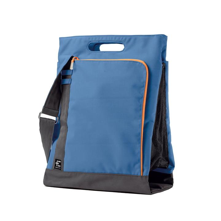 Die Tama Kopu Strandtasche von Terra Nation in blau