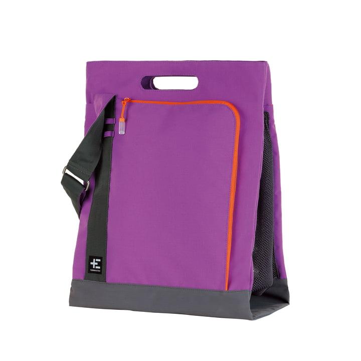 Die Tama Kopu Strandtasche von Terra Nation in violett
