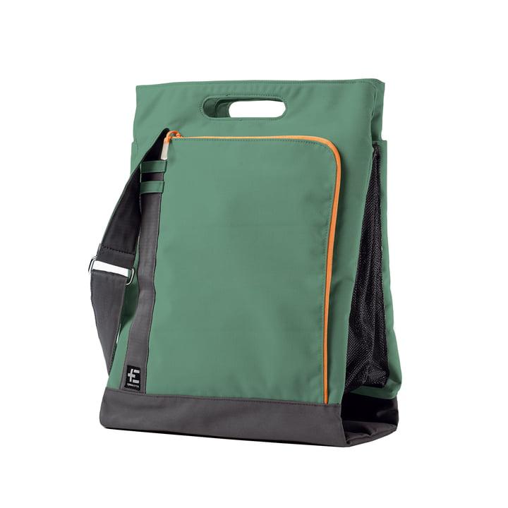 Die Tama Kopu Strandtasche von Terra Nation in grün
