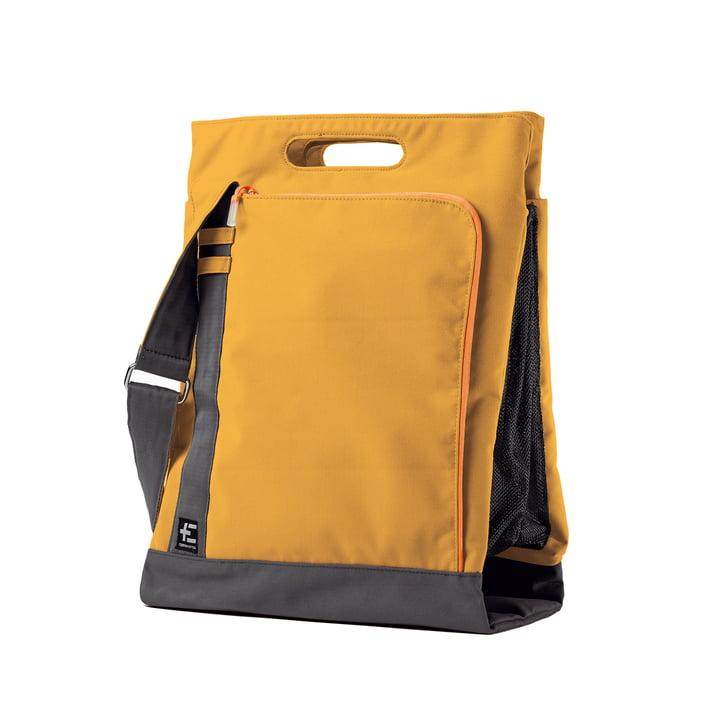 Die Tama Kopu Strandtasche von Terra Nation in gelb