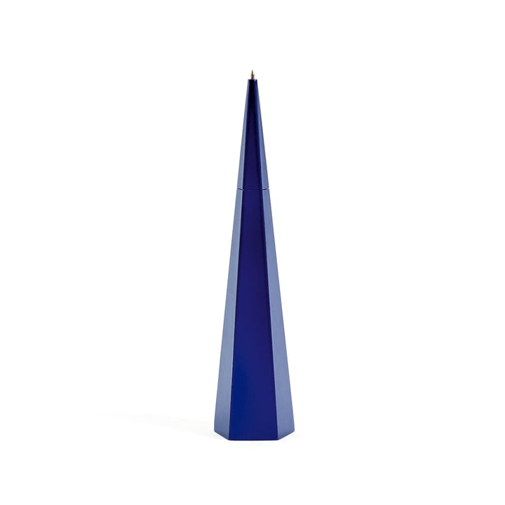 Standing Pen von Areaware in Blue Pentagon