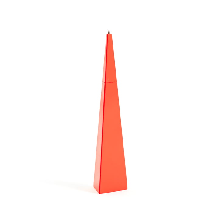 Standing Pen von Areaware in Red Triangle