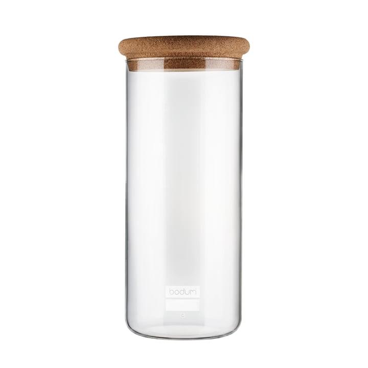 Bodum - Yohki Vorratsglas, 2.5 l mit Korkdeckel