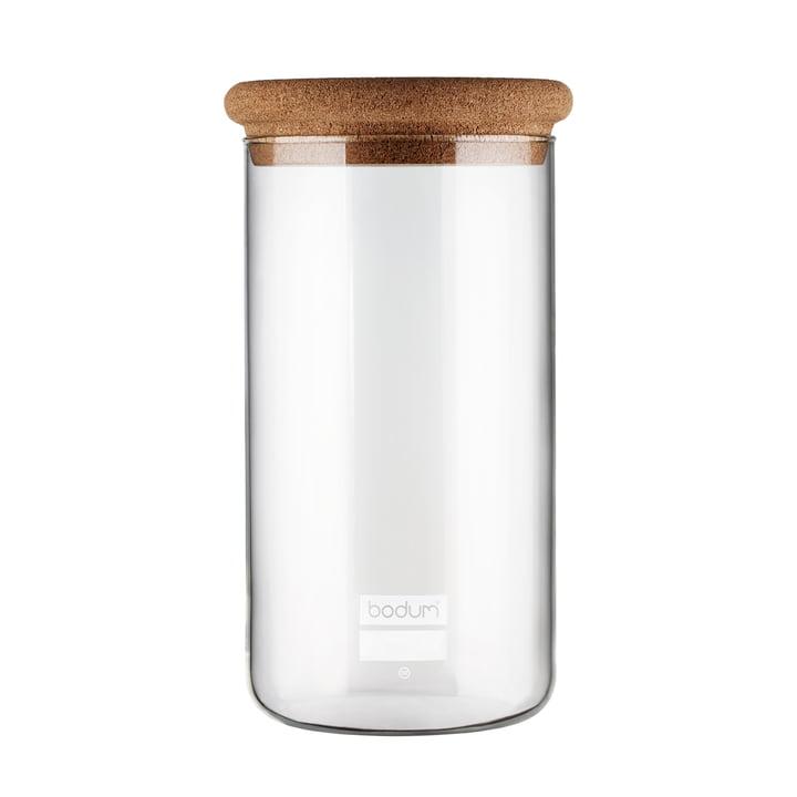 Yohki Vorratsglas 2 l mit Korkdeckel von Bodum