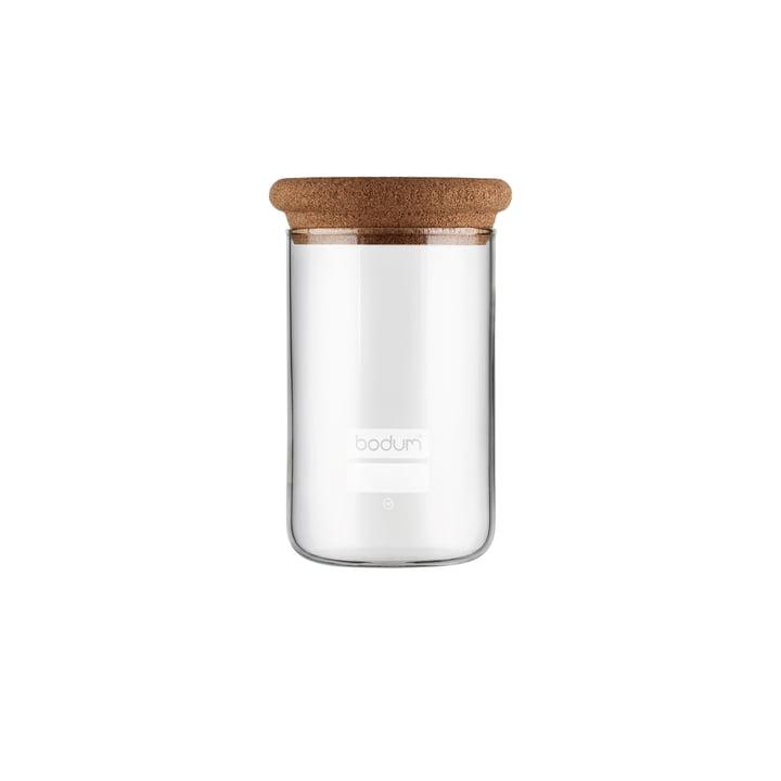 Yohki Vorratsglas, 0.6 l mit Korkdeckel von Bodum
