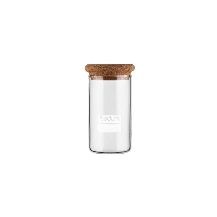 Yohki Vorratsglas, 0.25 l mit Korkdeckel von Bodum