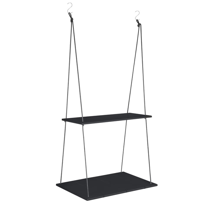 Der Trimm Copenhagen - Hang Desk in schwarz