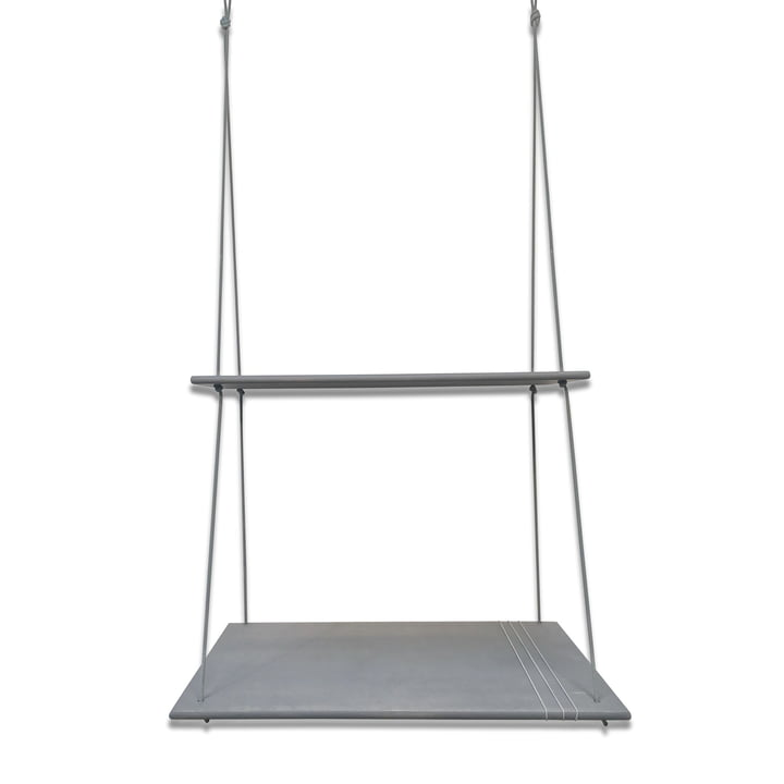 Der Trimm Copenhagen - Hang Desk in grau