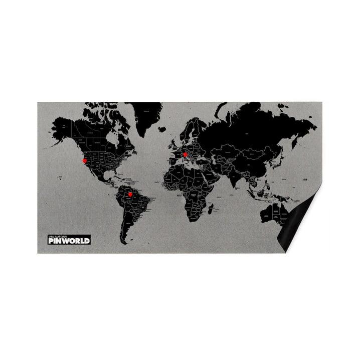 Die Palomar - Pin World in schwarz, standard