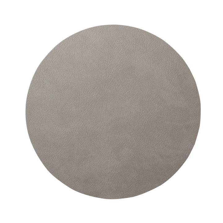 Hot Mat Circle M Tischunterlage Ø 30 cm von LindDNA in Bull Hellgrau (3 mm)