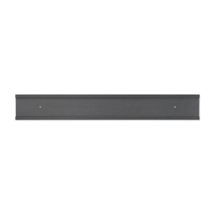 Lenz Fotoleiste schwarz, Querformat (10 x 15) - 90 cm