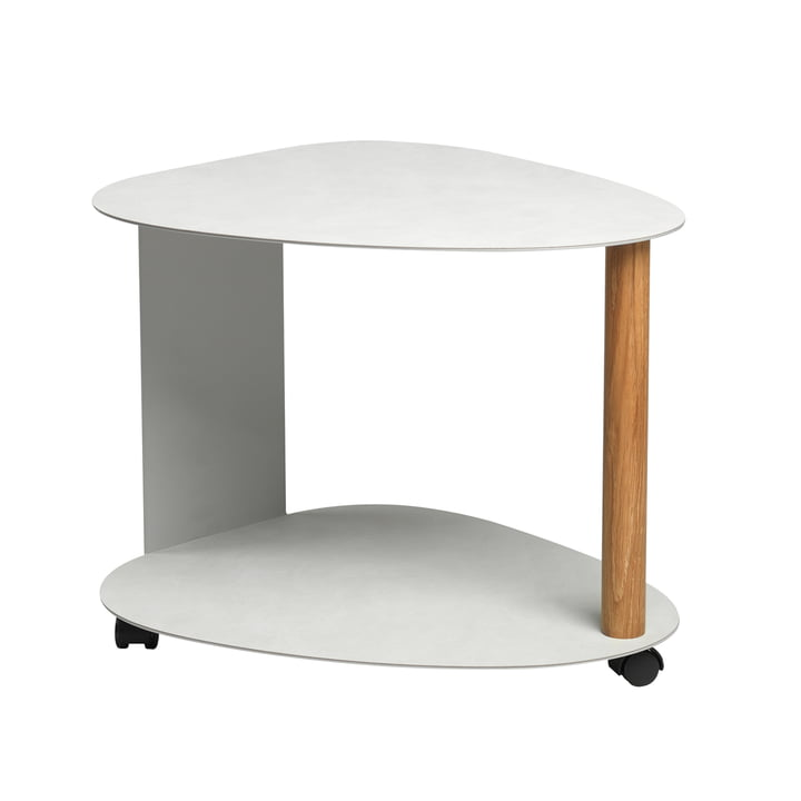 Curve Table L von LindDNA in Nupo Metallic / Stahl Metallic