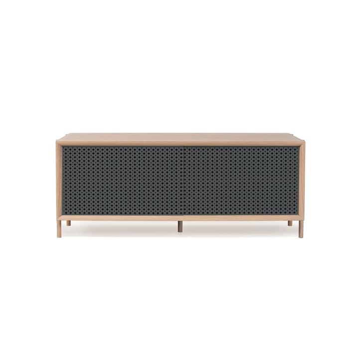Gabin Sideboard 122 cm von Hartô in Anthrazitgrau (RAL 7016)