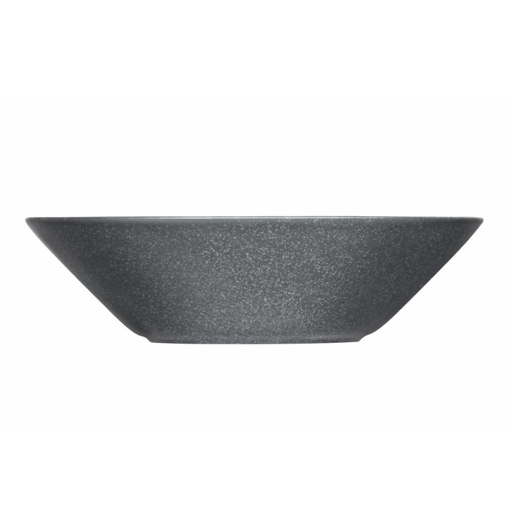Teema Schale/Teller tief Ø 21 cm von Iittala in gesprenkelt Grau