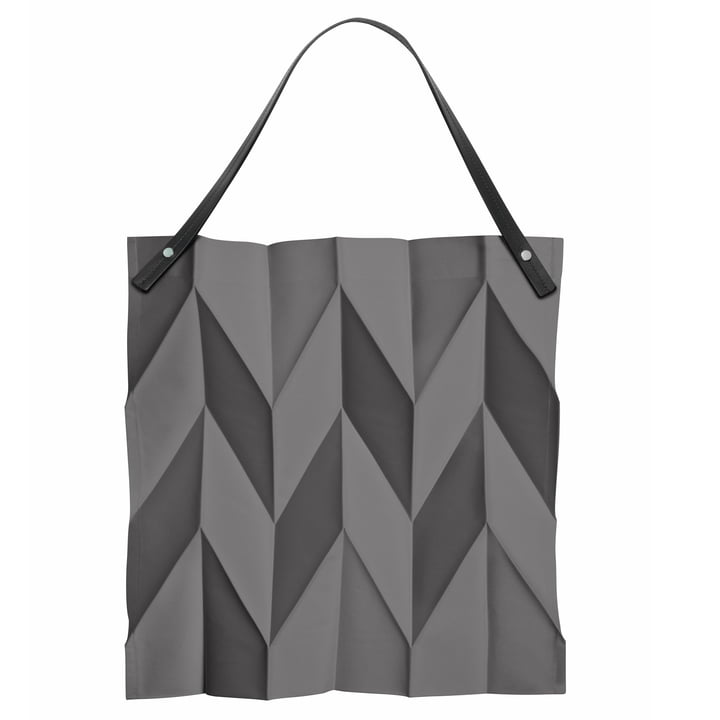 Iittala X Issey Miyake - Bag 42 x 43 cm, dunkelgrau