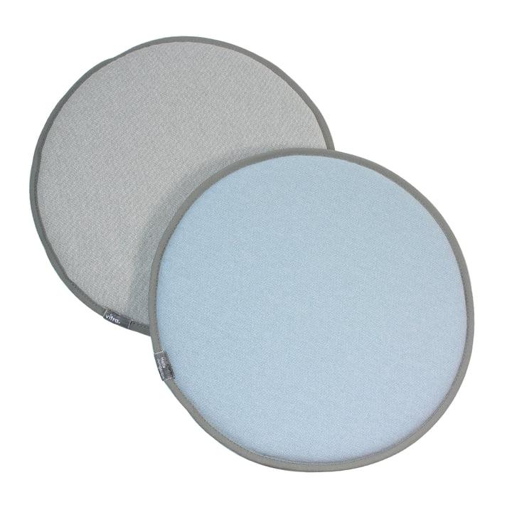 Vitra - Seat Dots, crèmeweiss / sierragrau