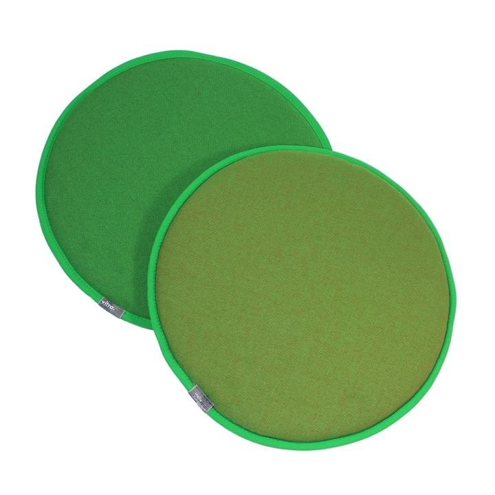 Vitra - Seat Dots, classic green / forest
