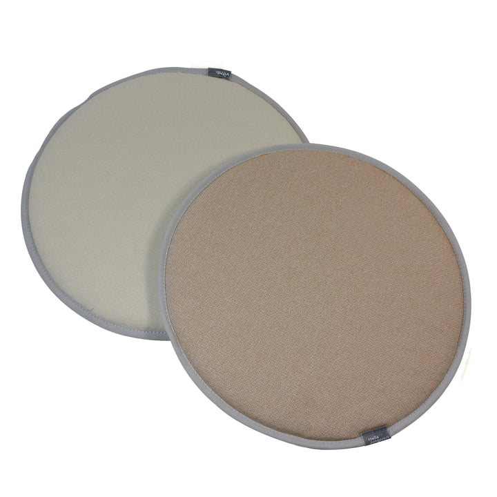Vitra - Seat Dots, pergament / crèmeweiss