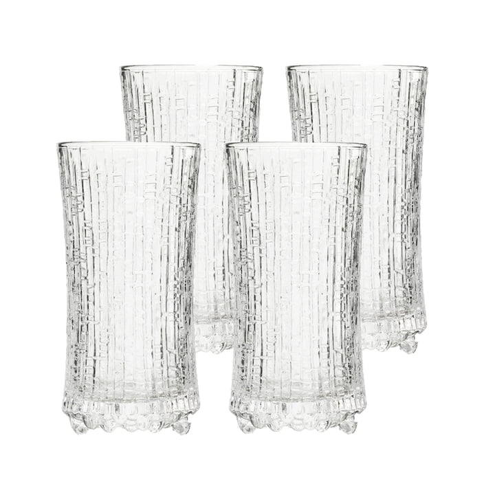 Ultima Thule Champagnerglas 18 cl (4er-Set) von Iittala