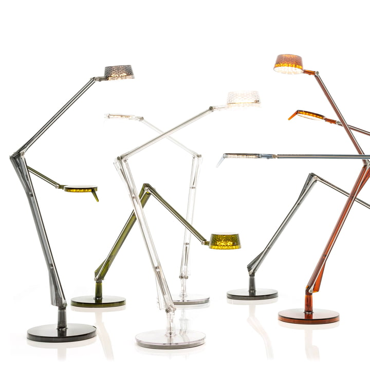 Kartell - Aledin Schreibtischleuchte Tec (9190) LED