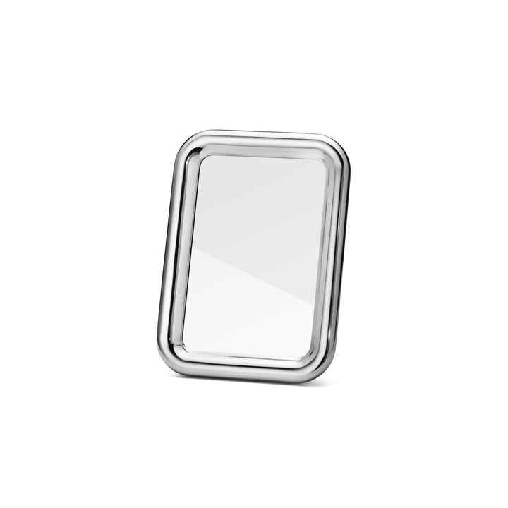 Tableau Tischspiegel extra small von Georg Jensen in Aluminium