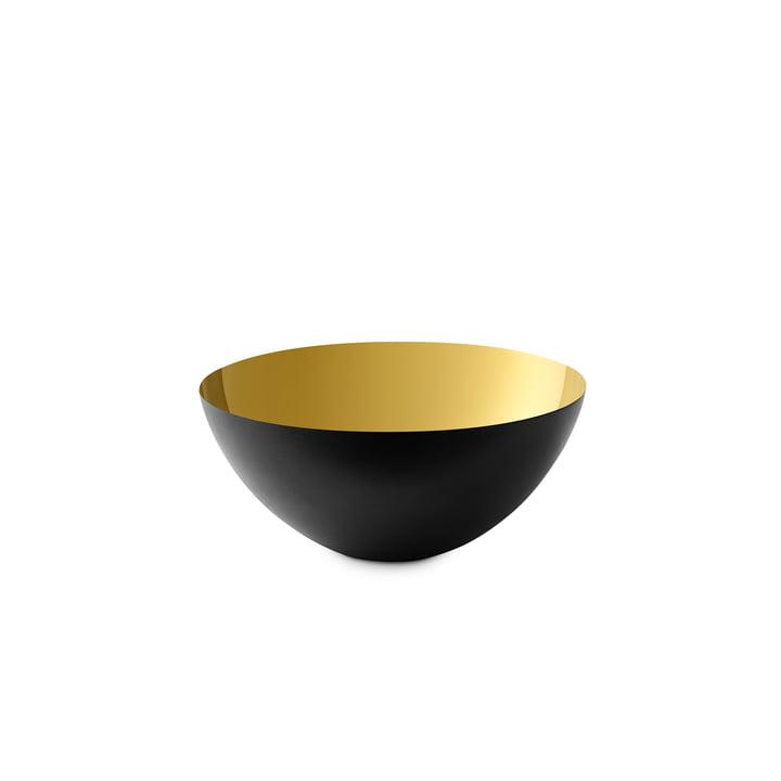 Krenit Schale 7,1 x Ø 16 cm von Normann Copenhagen in Gold