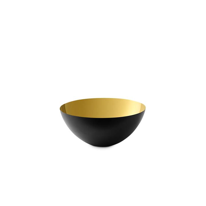 Krenit Schale Ø 12,5 cm von Normann Copenhagen in Gold