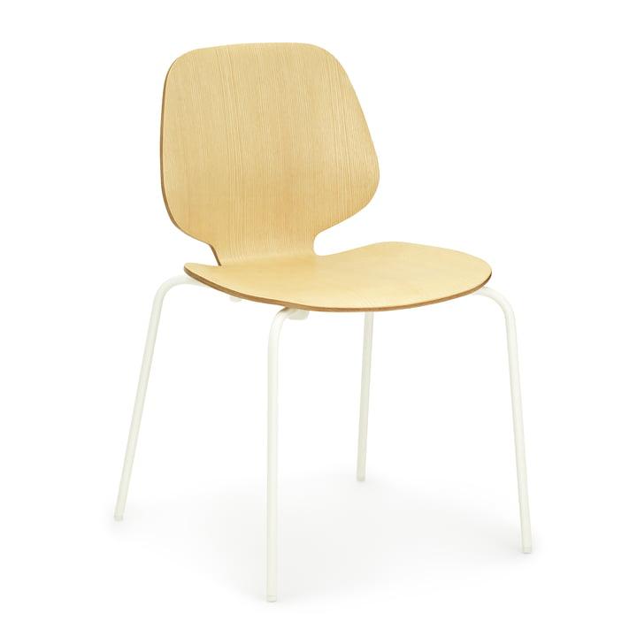 My Chair von Normann Copenhagen in Esche / Weiß