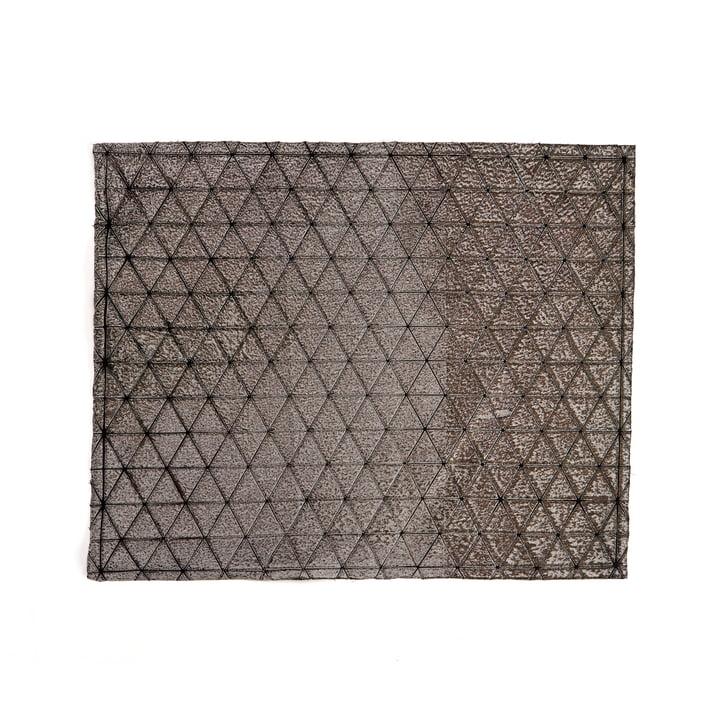 Mika Barr - Tischset Ilay, 50 x 40 cm, schwarz