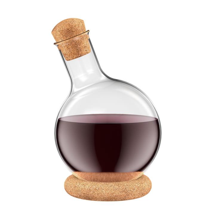 Melior Weindekanter von Bodum mit Korken