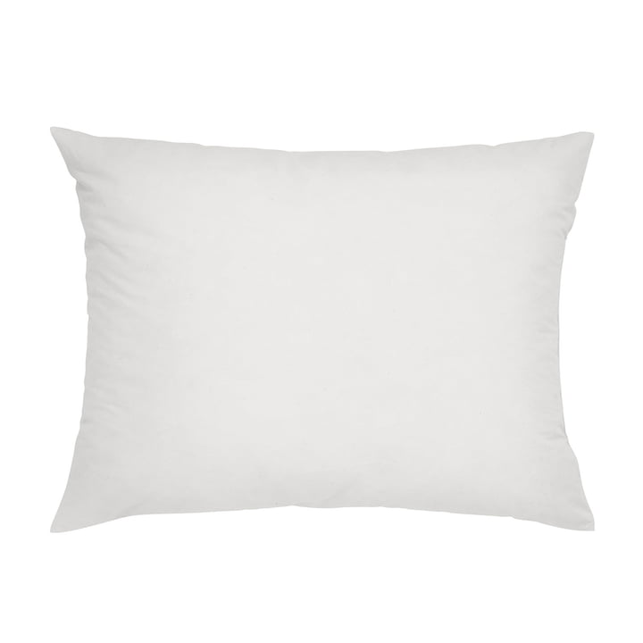 Mika Barr - KissenfüllungMikrofaser 55 x 40 cm, weiß