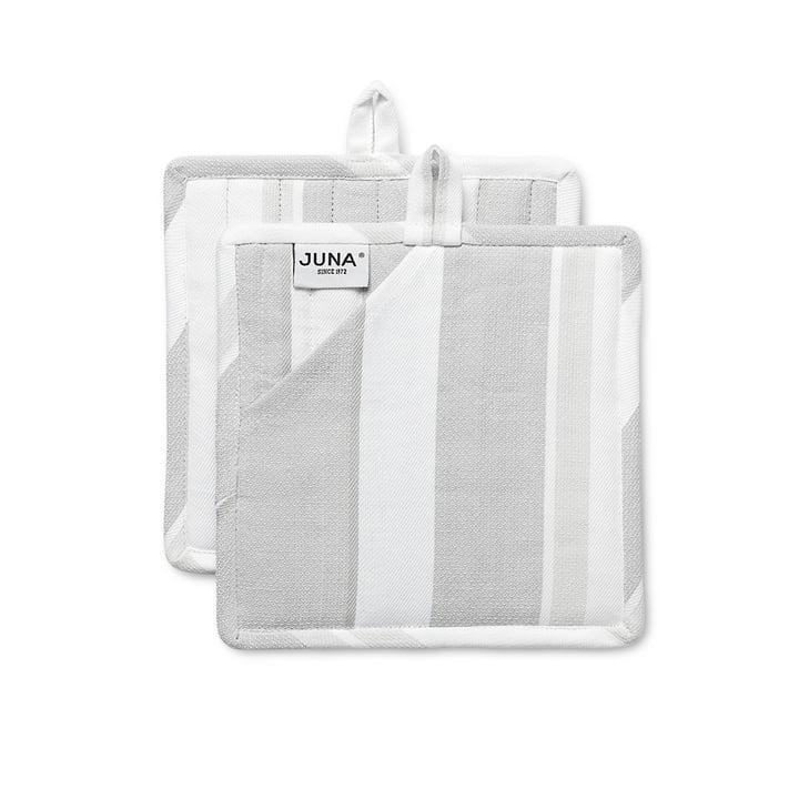 Der Juna - Wea Topflappen in weiß