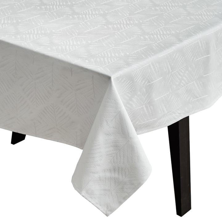 Die Juna - Lea Tischdecke in weiß