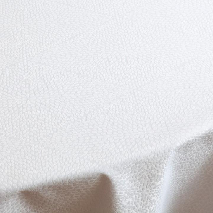 Die Juna - Rhombus Tischdecke in weiß