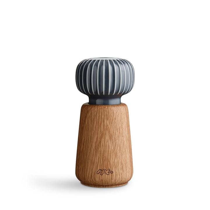 Kähler Design - Hammershøi Salz- und Pfeffermühle, klein, anthrazit