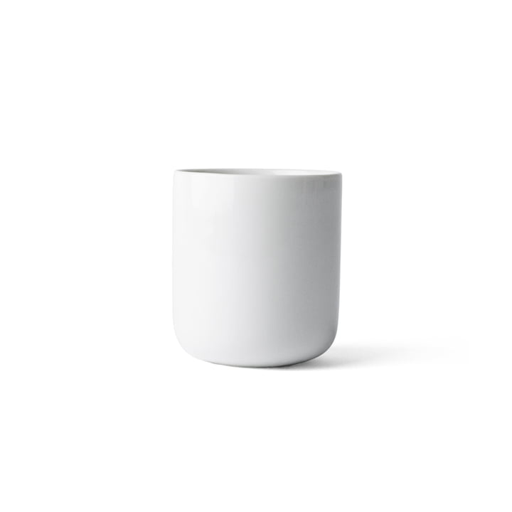 New Norm Thermostasse von Menu in weiß