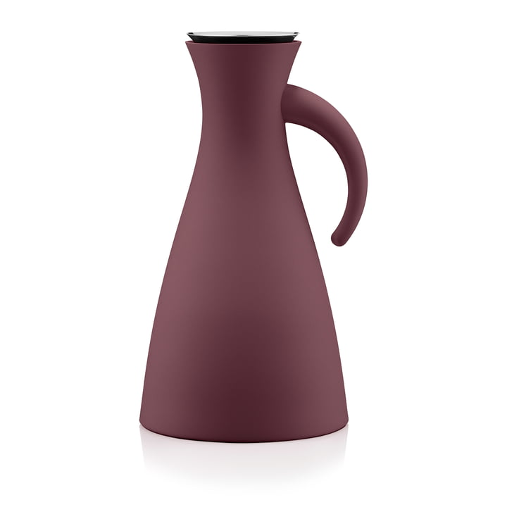 Eva Solo - Kaffee-Isolierkanne, dark burgundy