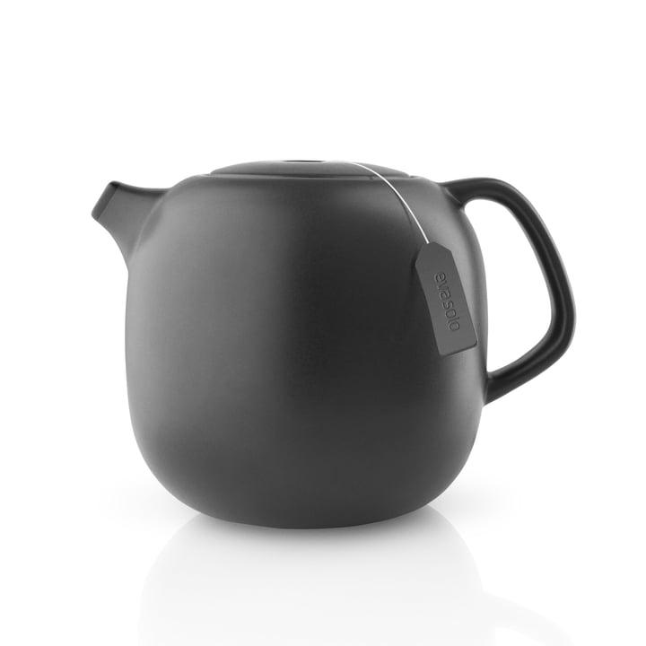 Eva Solo - Nordic Kitchen Teekanne, schwarz
