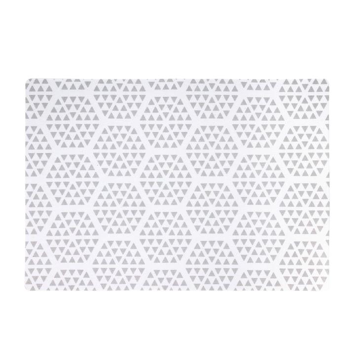 Nanna Ditzel Komet Tischset 30 x 43 cm von Juna in Weiß