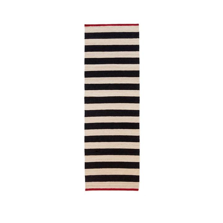 Der nanimarquina - Mélange Stripes 2, 80x240 cm