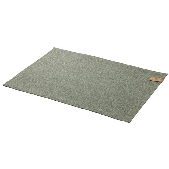 Base Tischset 44 x 32 cm von Georg Jensen Damask in Forest Floor