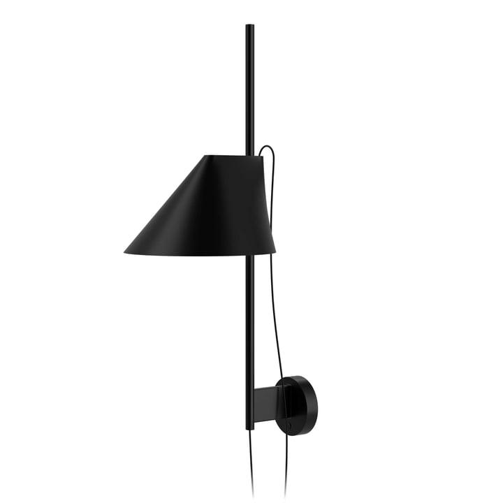 Die Louis Poulsen - Yuh Wandleuchte LED in schwarz