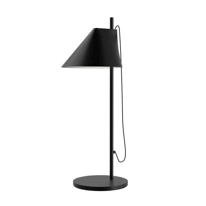 Die Louis Poulsen - Yuh Tischleuchte LED in schwarz