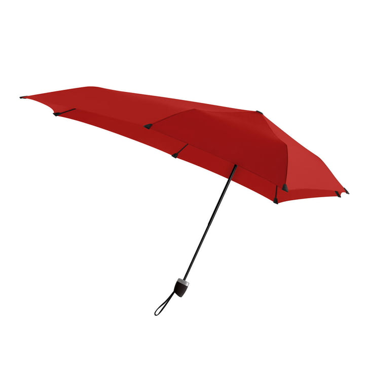 Senz - Regenschirm Manual, passion red