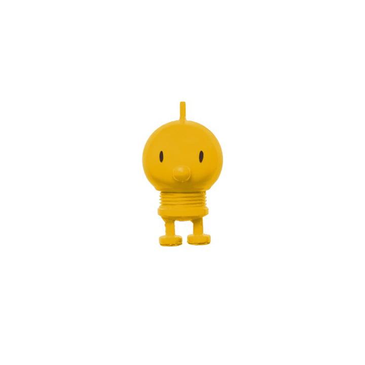 Magnet von Hoptimist in Gelb